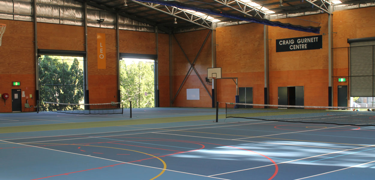 Southern Cross Tennis Eatons Hill indoor tennis facility