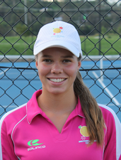 Stephanie Ritson Southern Cross Tennis coach