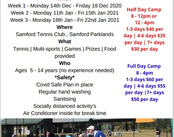 Holiday Camp Xmas and Jan Holidays JPEG